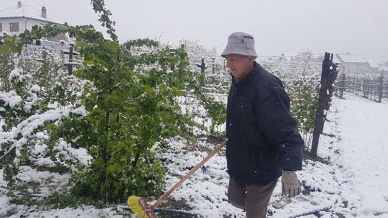 Хасан Хасанагић, воћар из Пријепоља