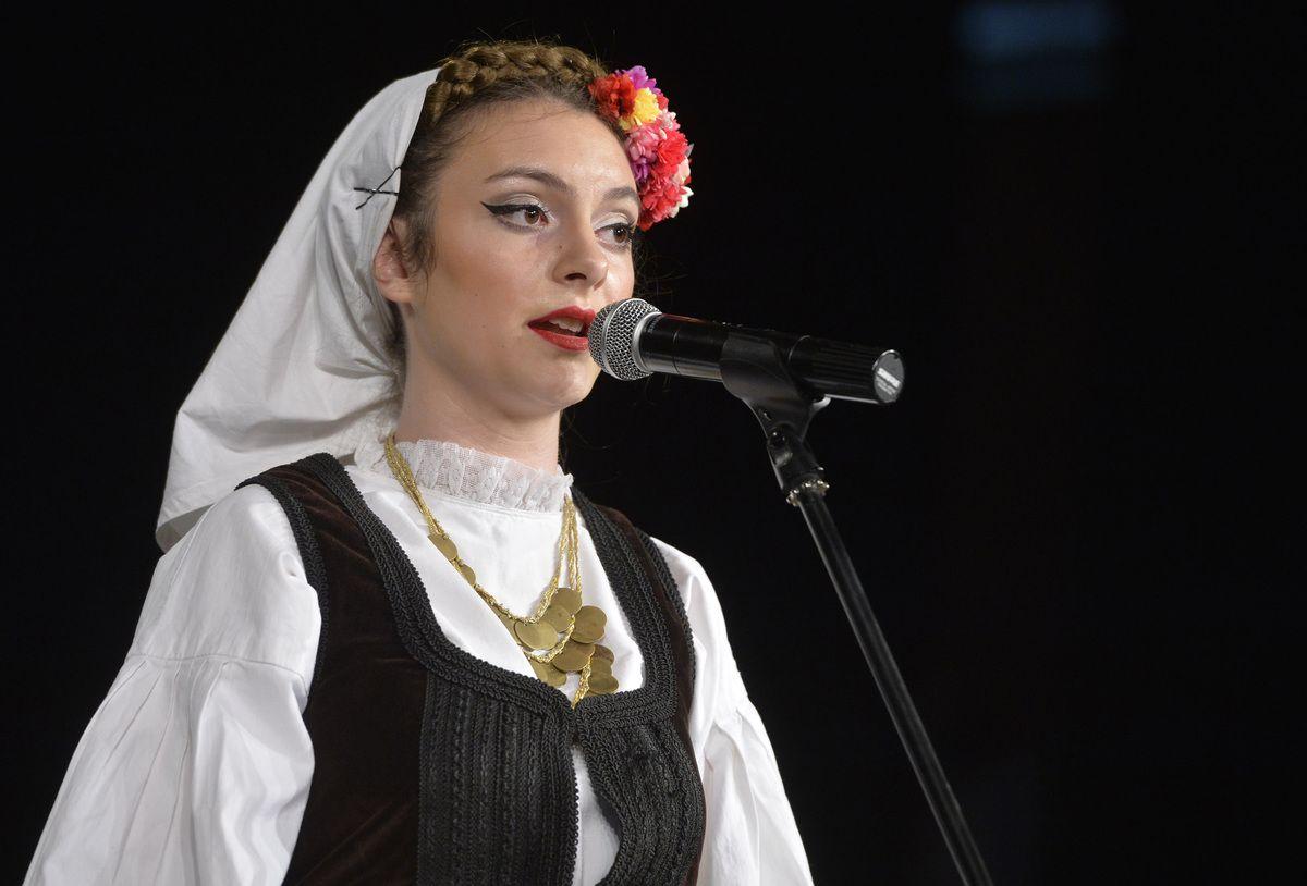 Novovaroški folklor u Beogradu