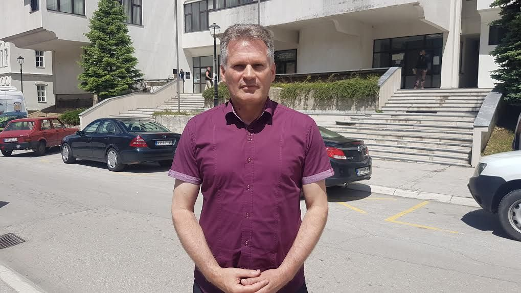 Rade Vasiljević predsednik opštine Nova Varoš, foto: www.ppmedia.rs