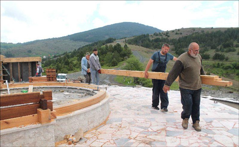 Вештина - Вековно искуство градитељства у Старом Влаху