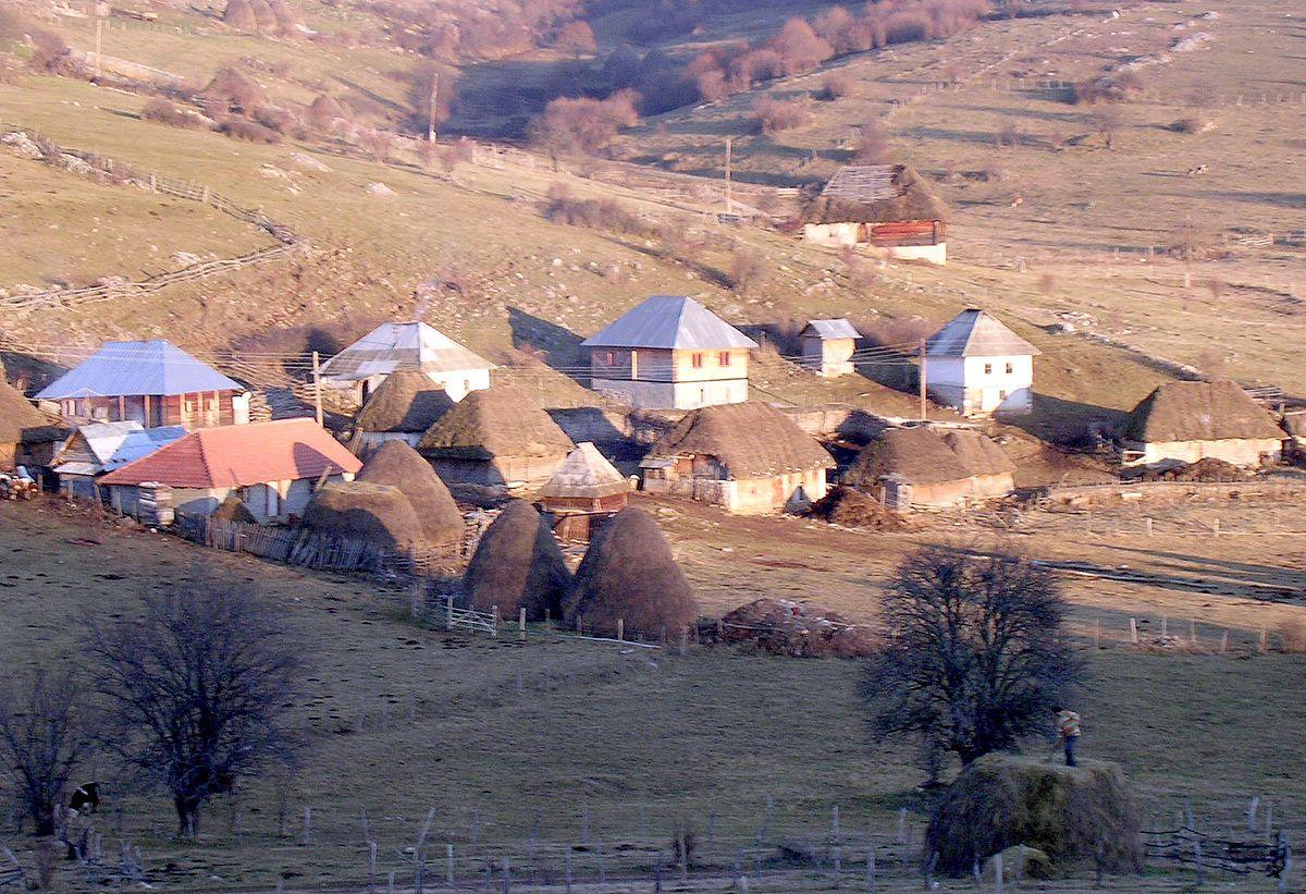 Сеобе - честе промене станишта због природних и политичких прилика
