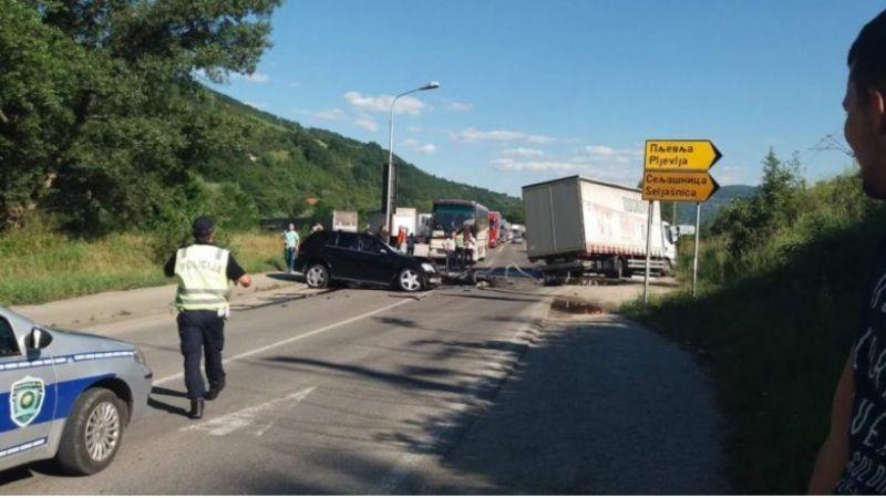 Саобраћајна несрећа код Пријепоља