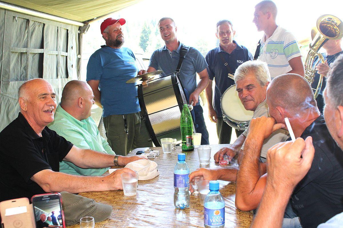 На 6. сусретима није изостао ни Стојан Брајовић,  из Ужица, иницијатор манифестације