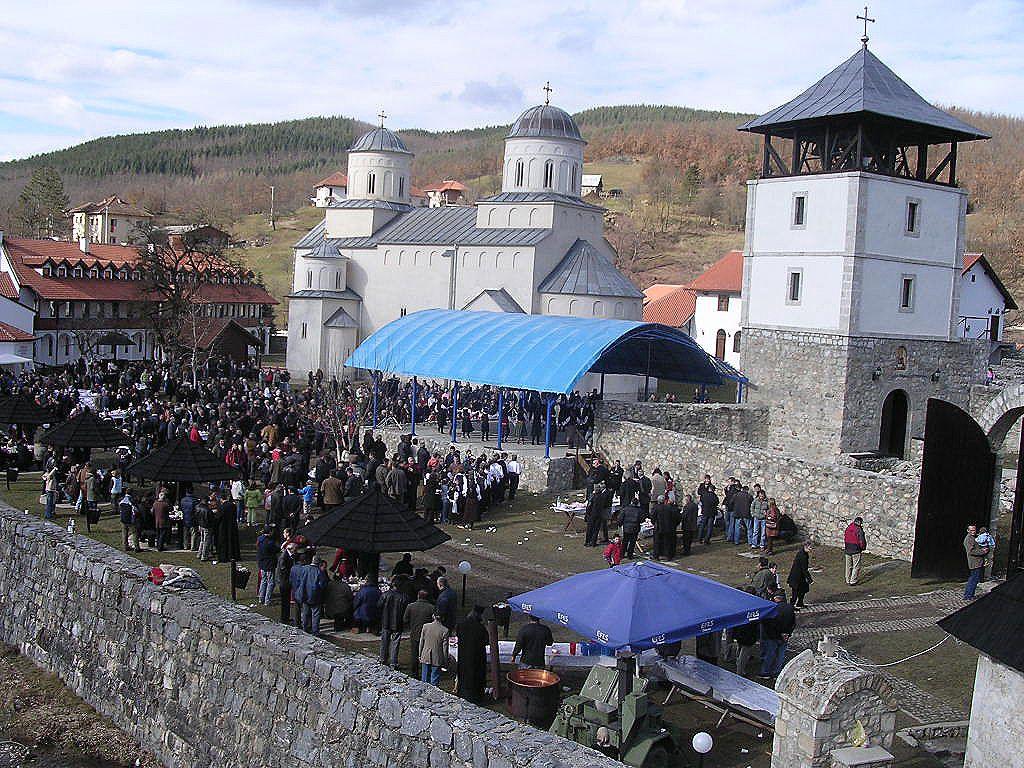 Манастир Милешева – задужбина кралја Владислава Немањића
