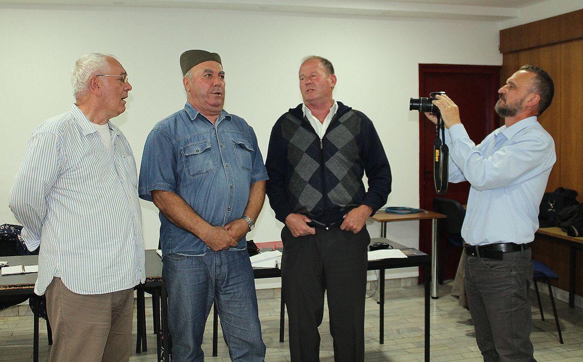 Пропевао и професор Големовић, етномузиколог и композитор