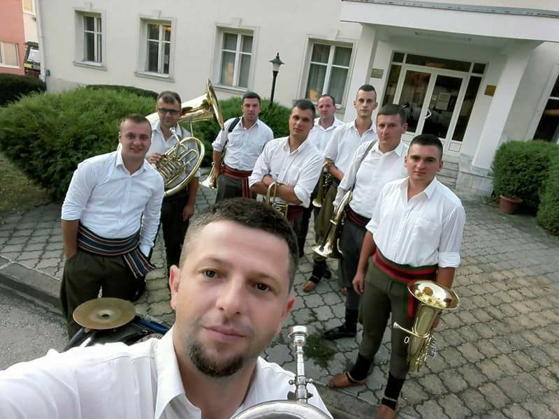 Оркестар Ивана Ђенадиа из Акмачића, фото: facebook