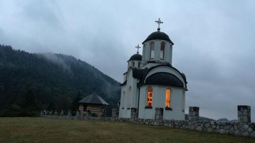 Црква на Златару