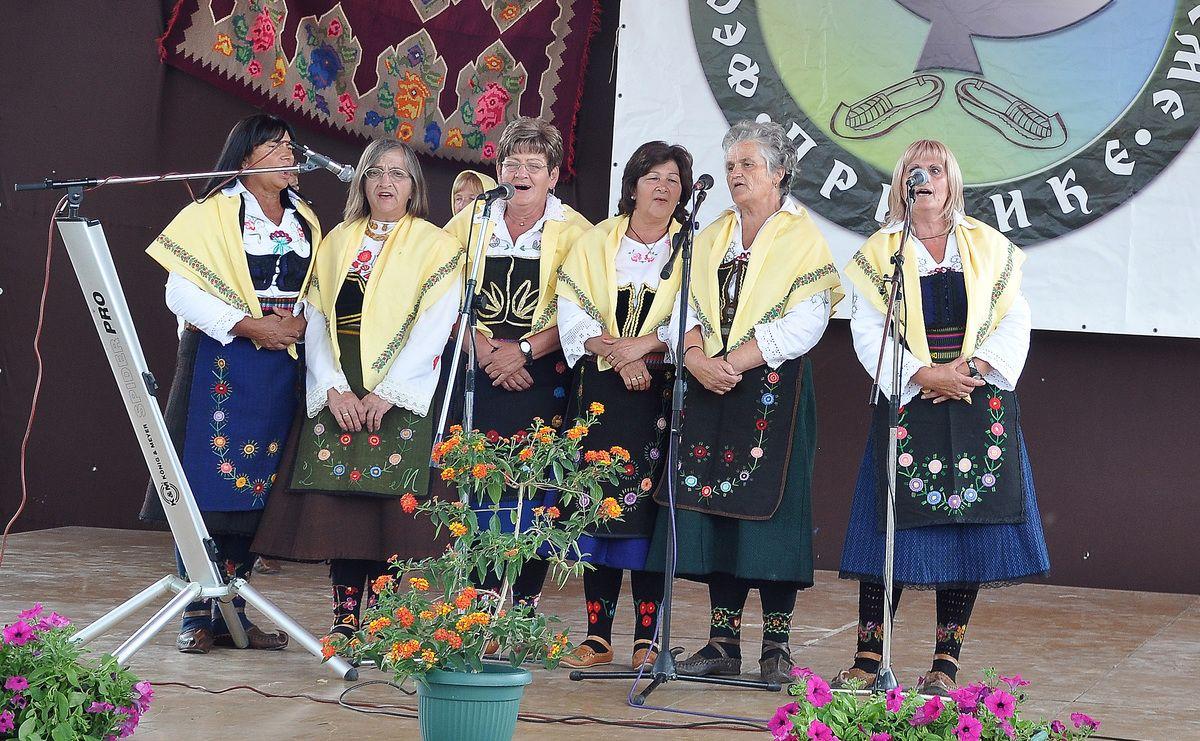 Чувари народног стваралаштва  и традиције у Приликама  (Фото: Дом културе)