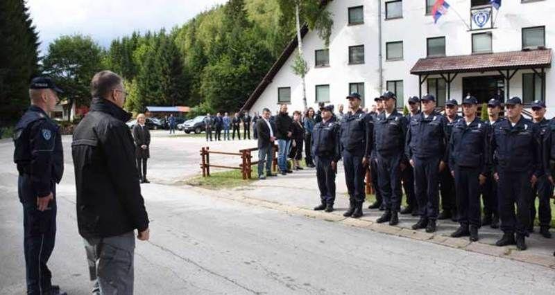 Отворен полицијски центар за обуку у Јасенову