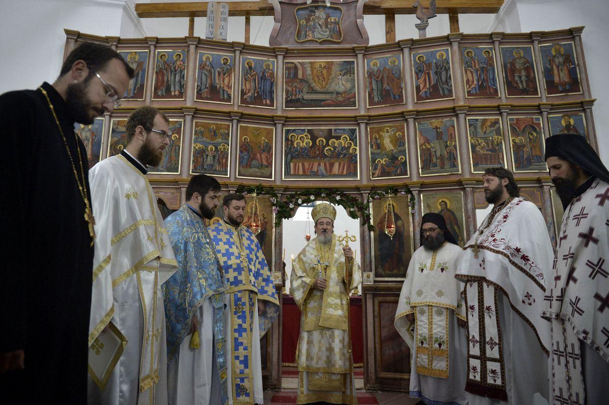 Освећење Храма светог Благовештења у Штиткову