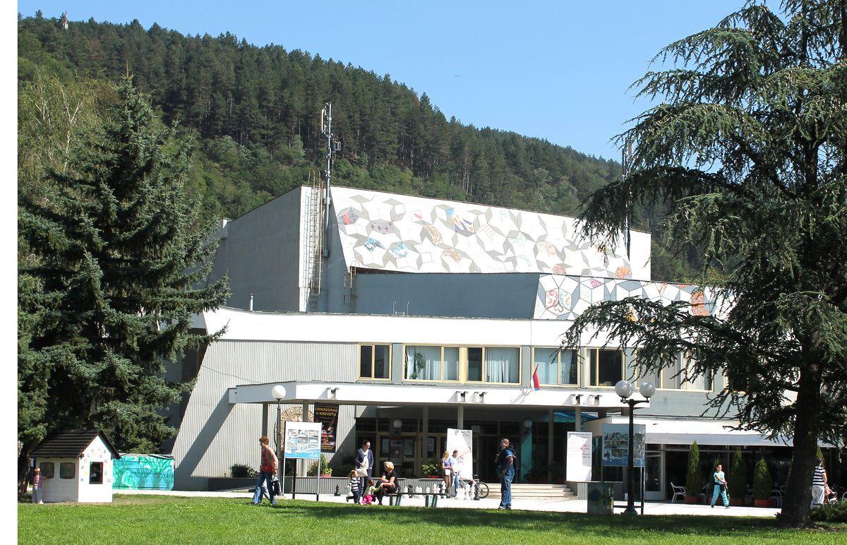 Библиотека је смештена у Дому културе - Пријепоље
