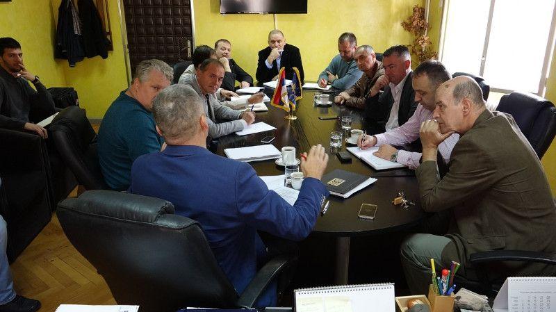 Организациони одбор МОСИ Прибој 2018, фото: www.ppmedia.rs