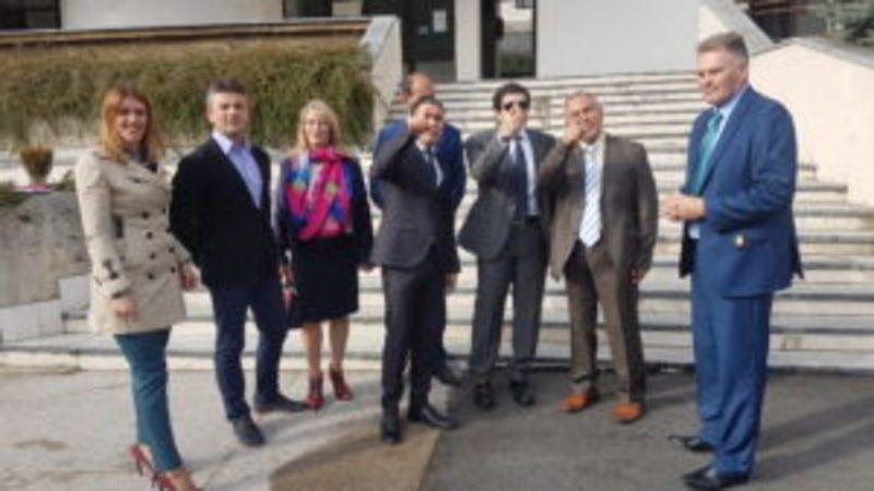Амбасадори Палестине, Либије и Кувајта посетили Нову Варош