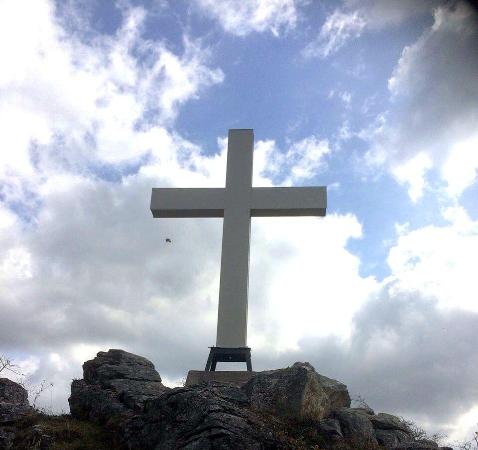 Крст – заштитник села  и намерника  (Фото:М. Кувекаловић)