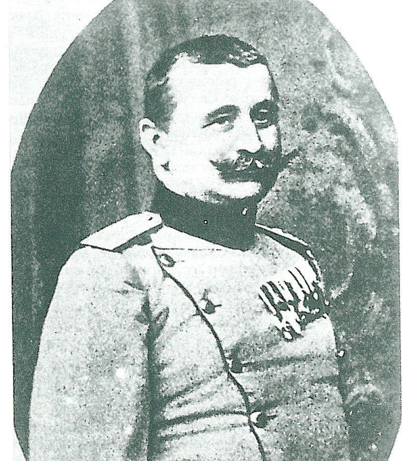 Миливоје Анђелковић Кајафа, командант Јаворске бригаде Српске воске