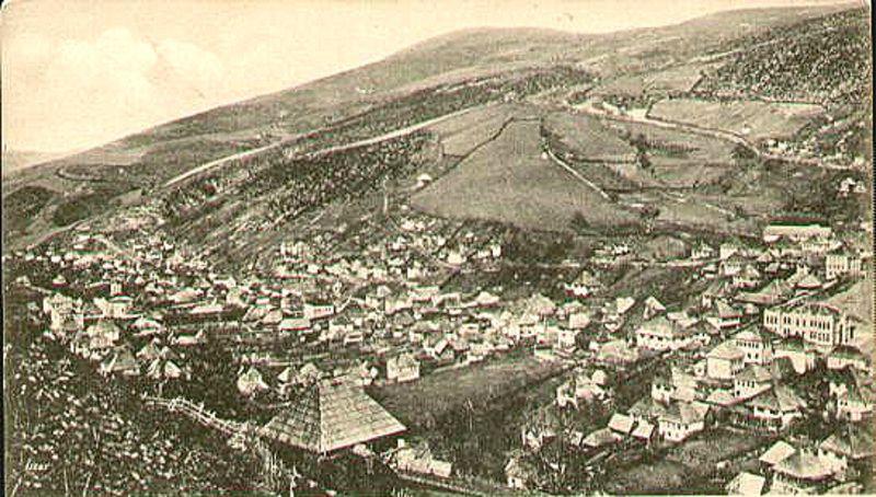Нестало ага и бегова ,  Нова Варош 1912. године