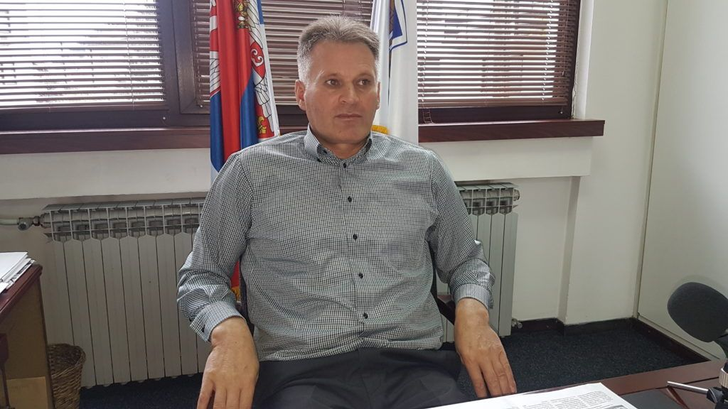 Први човек општине Раде Васиљевић