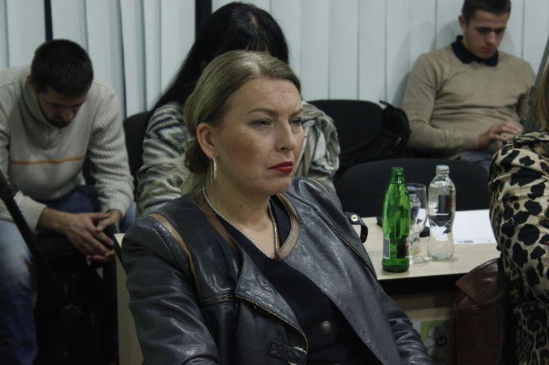 Шеф одборничке групе СПС Наташа Цвијовић, фото: Глас западне Србије