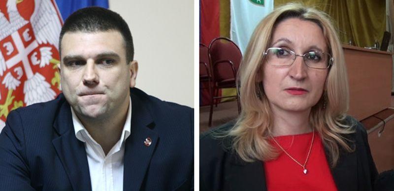 Борко Пушкић и Стана Марковић, фото: Глас западне Србије