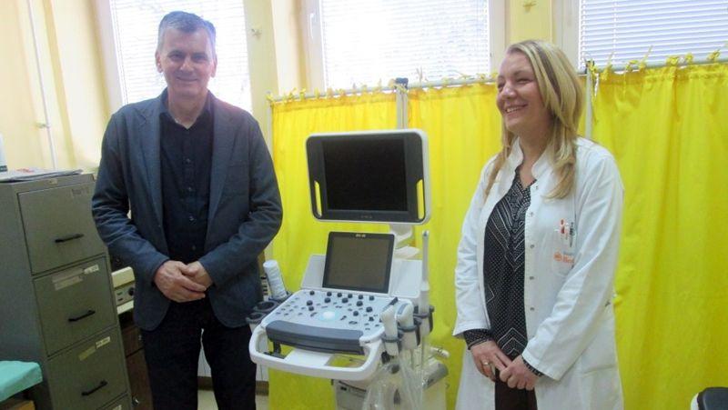 Novi ultrazvučni aparat