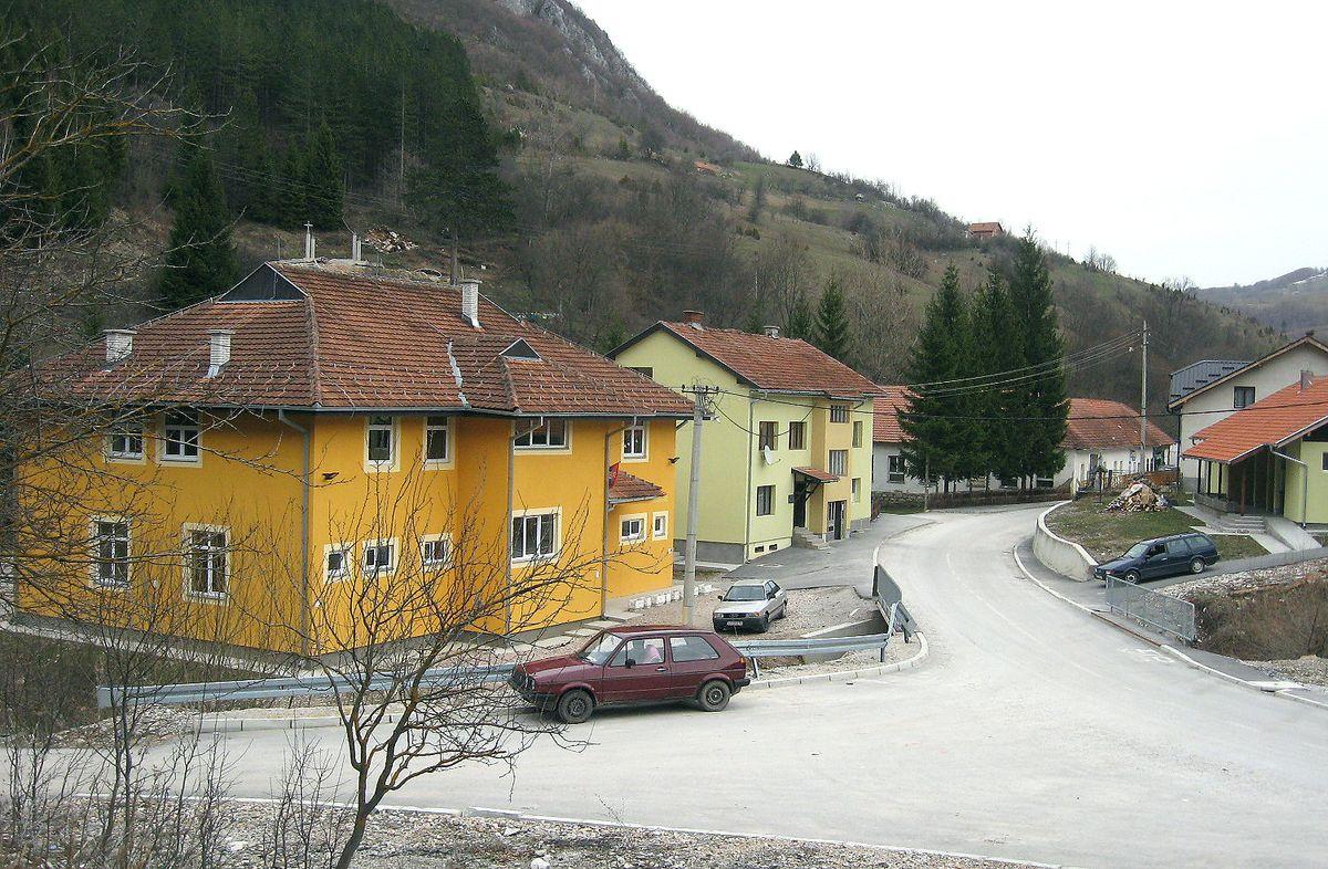 Није заборављена - школа у селу Мочиоци