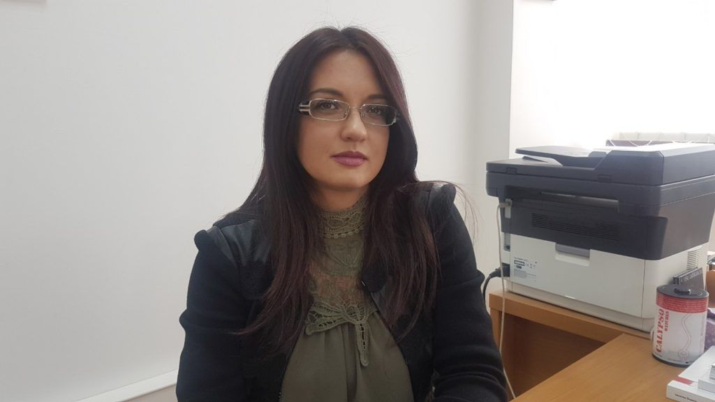 Директорка Центра за социјални рад  Јелена Лековић