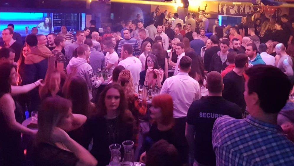 Дискотека Круг спремно дочекује госте у најлуђој ноћи foto: www.ppmedia.rs