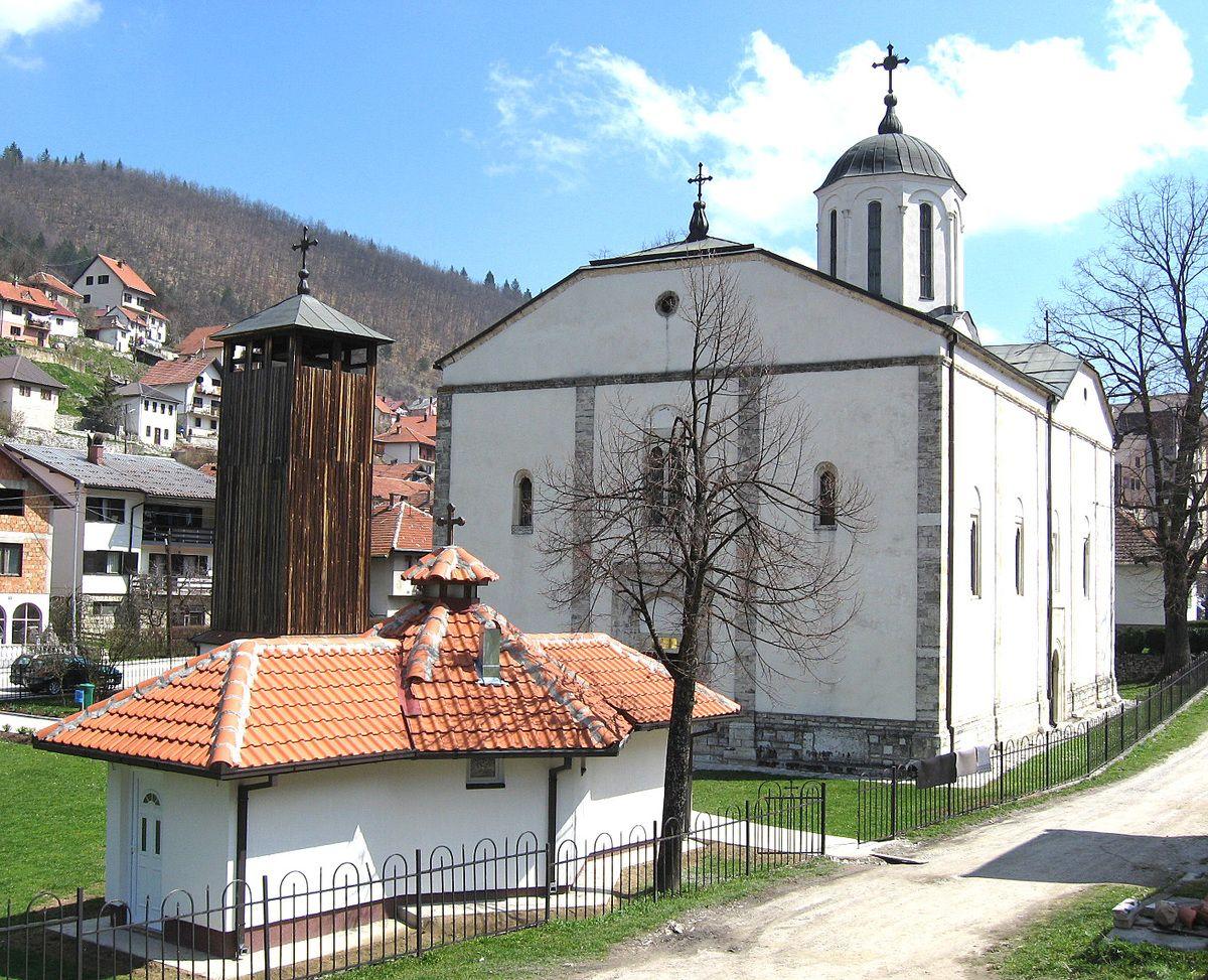 Црква Свете Тројице у Новој Вароши