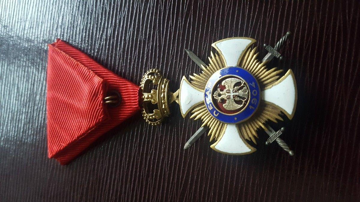 Карађорђева звезда - највеће ратно одликовање - Нововарошки крај у Великом рату