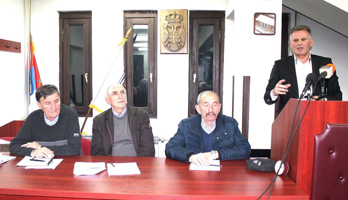 Тендер за изградњу белега ратницима расписује се 2. фебруара  (фото Н. Петрић)