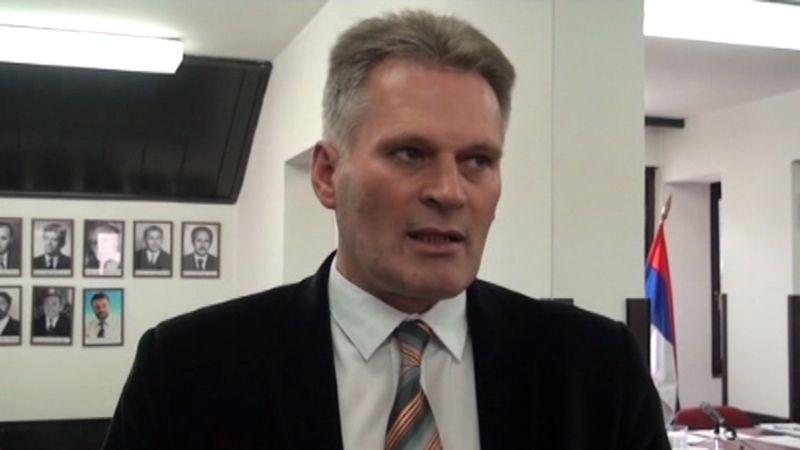 Председник општине Нова Варош Радосав Васиљевић