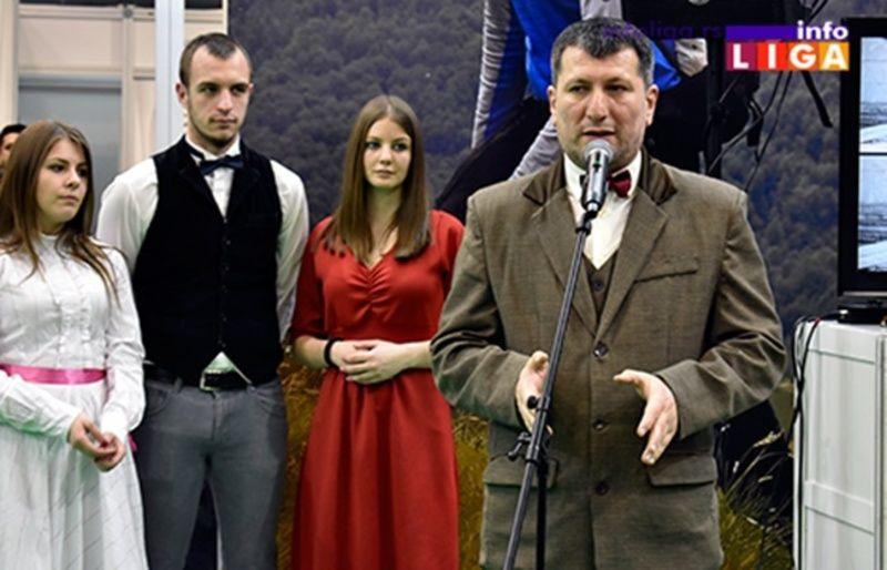 Sajam - nušićijada- Lišanin