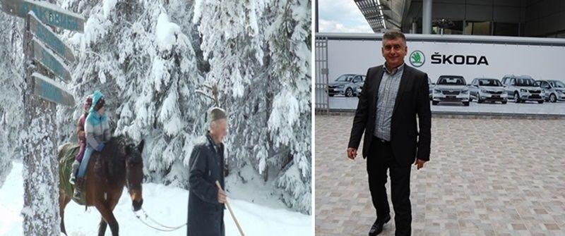 Бојовићима Костић купује коња, фото: ГЗС/ Г. Оташевић