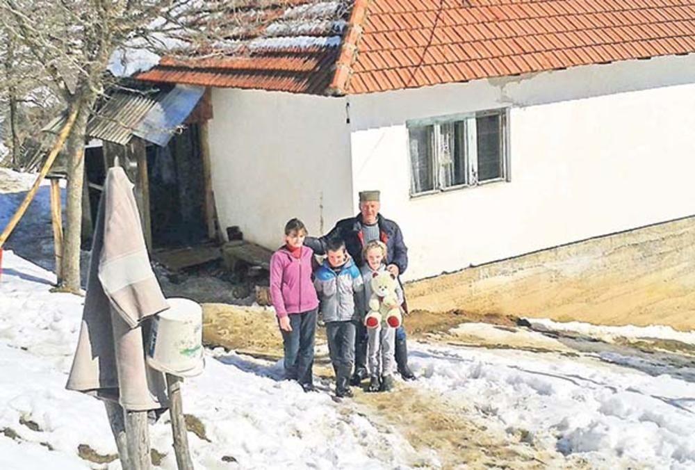 Радост се вратила на лице породице Бојовић