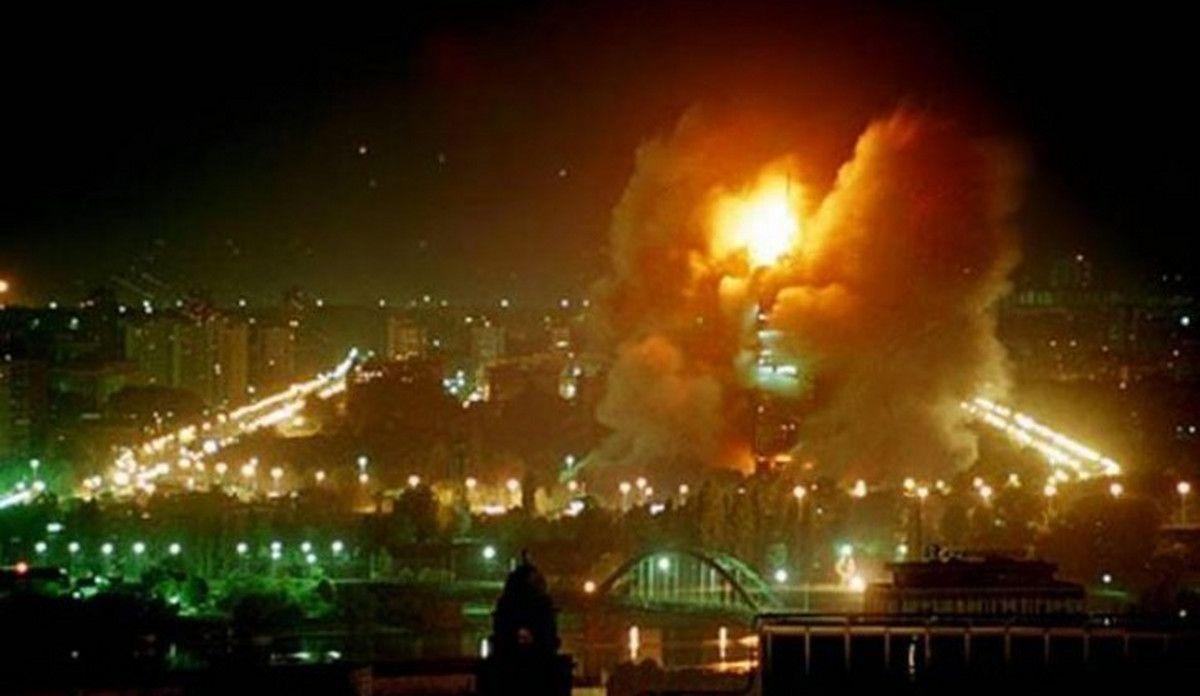 НАТО бомбардовање Србие 1999. године