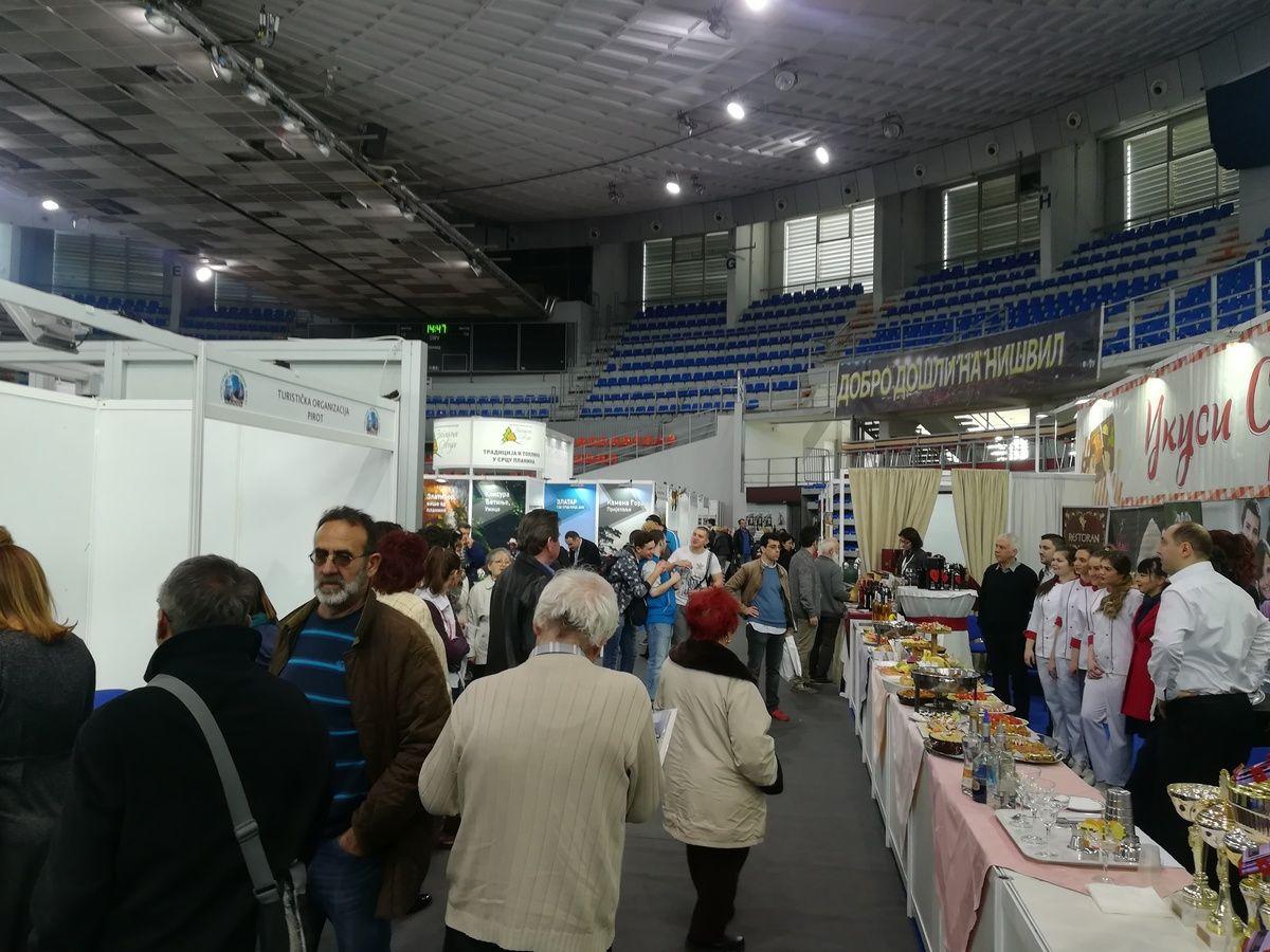 """ТСЦ  """"Златар"""" на сајму туризма у Нишу"""