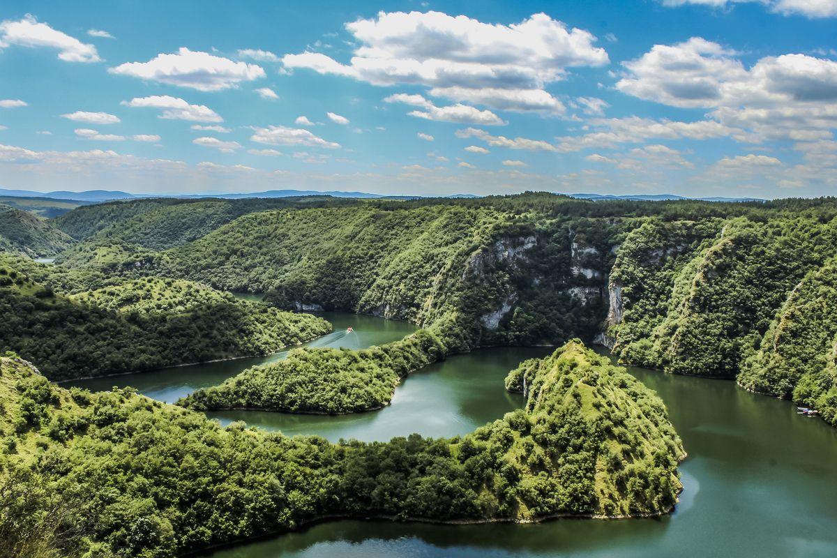 Специјални резерват природе Увац (Увачко језеро)