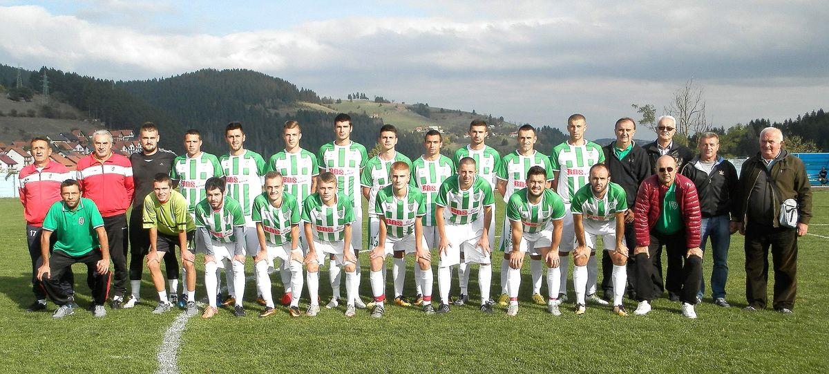 У Златиборској лиги без пораза 21 утакмицу,  фудбалери Златара