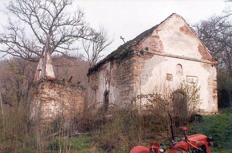 Црква Свете Тројице у Горњој Коњуши