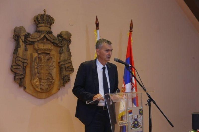Predsednik opštine Čajetina -  Milan  Stamatović