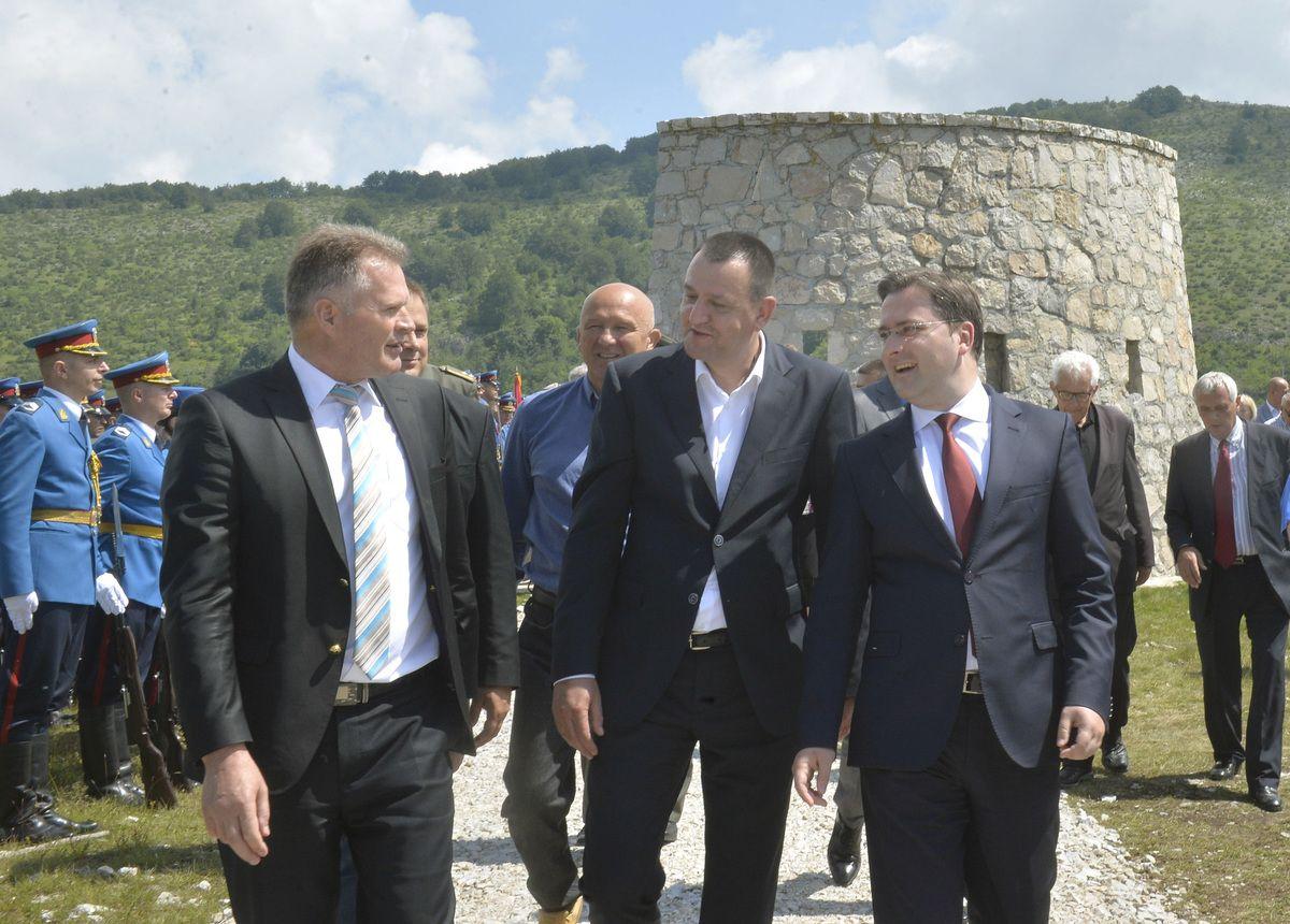 Отворен пут Љепојевићи - Јавор