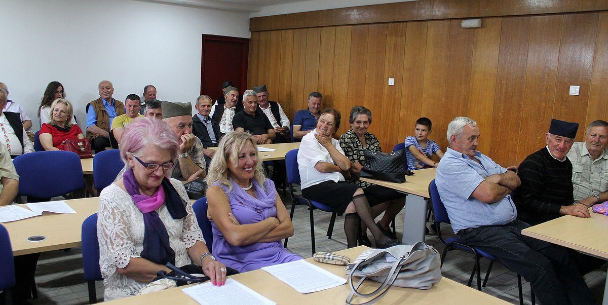 Очување и промоција певања - са  Скупштина Друштва