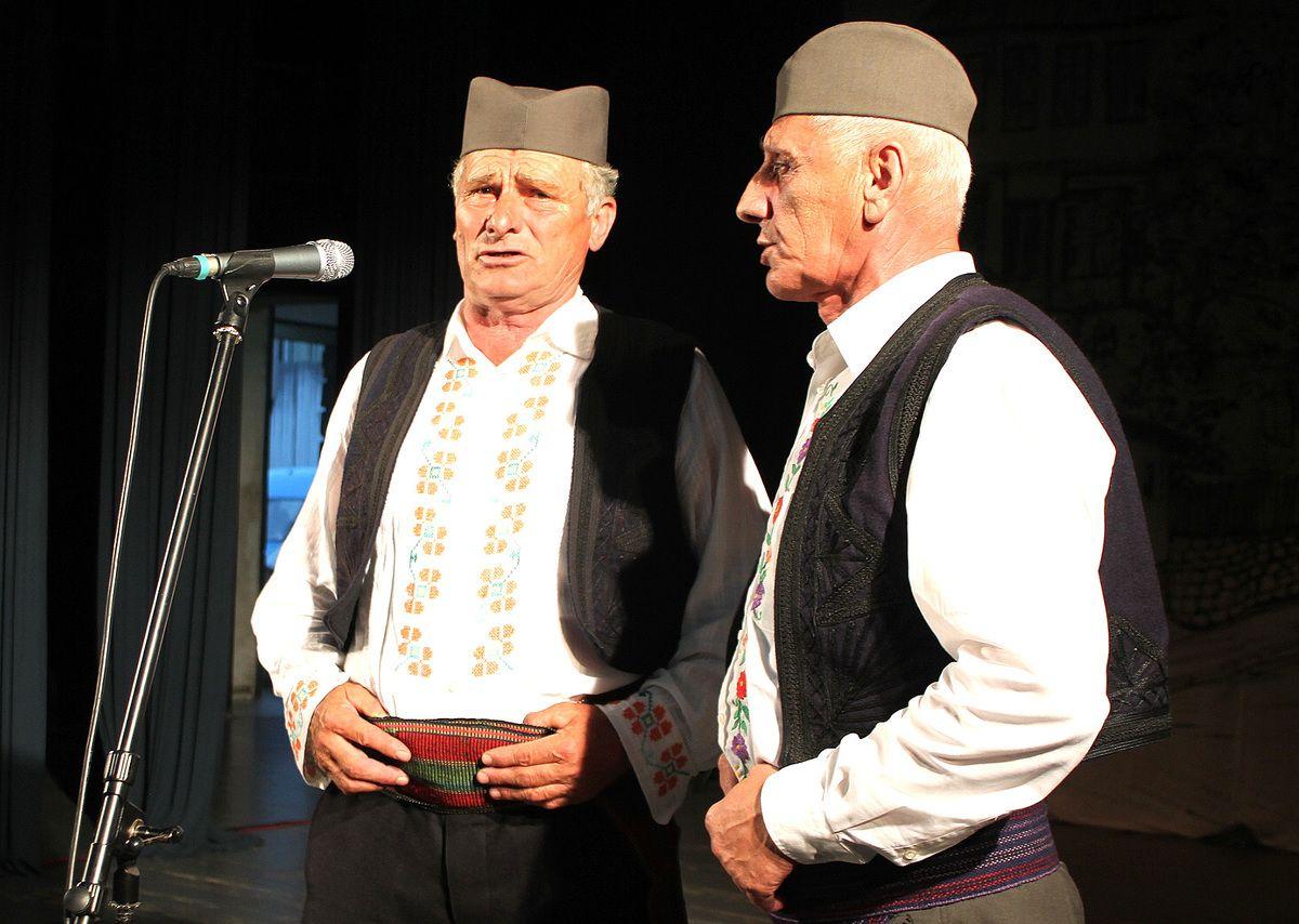Прво место на Сабору, Миломир Стаматовић и Милутин Гујаничић