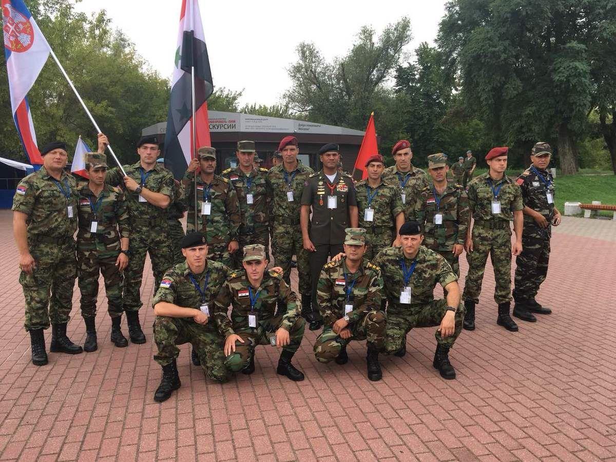 Злато за снајперисту Војске Србије