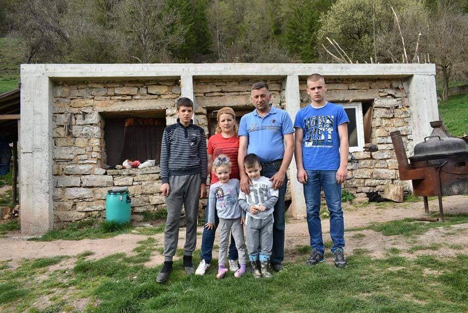 Porodica Vitorović iz Donje Bele Reke