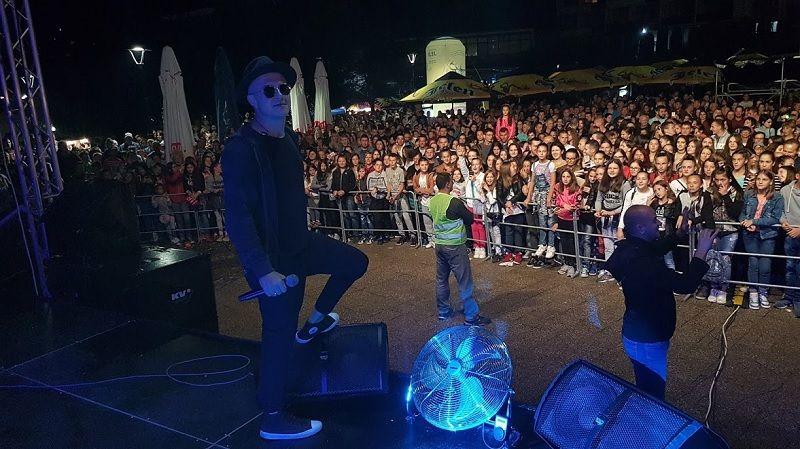 Тропико бенд на Златарфесту 2018