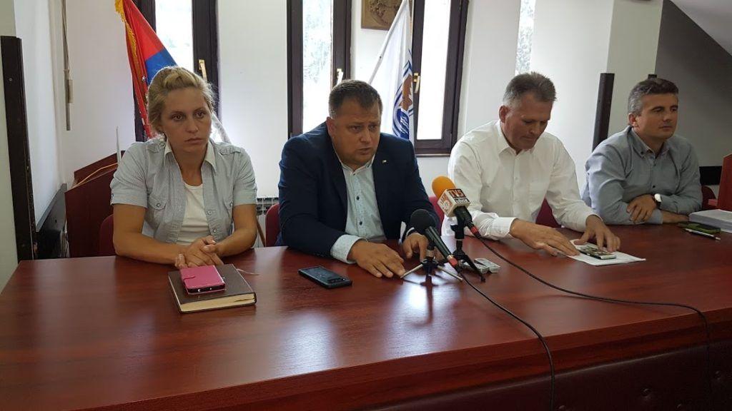 Руководство општине Нова Варош