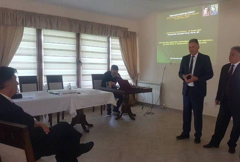 Председник Општине Нова Варош Радосав Васиљевић, фото: ГЗС