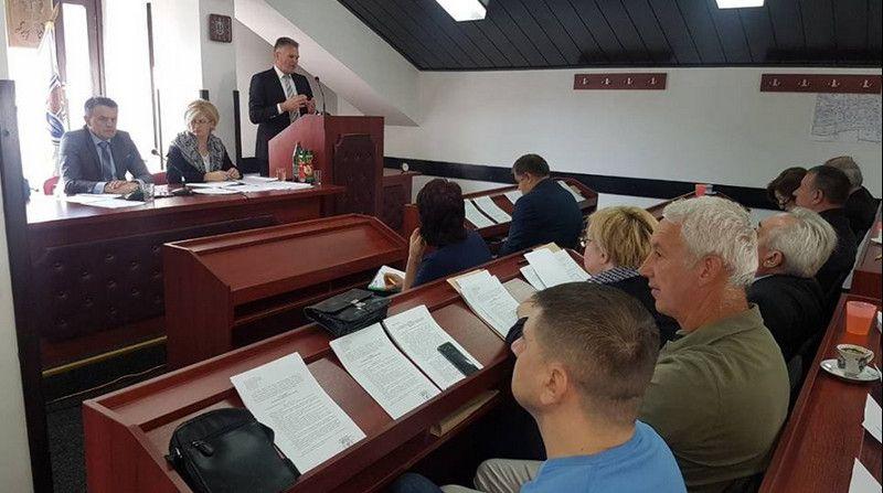 Sednica Skupštine Nova Varoš
