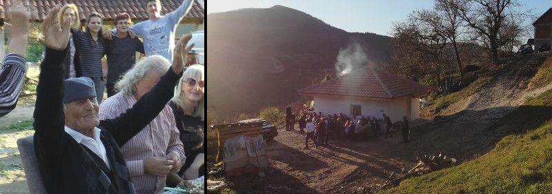 Старац са Јавора после пар месеци добио разлог за радост, фото: ГЗС